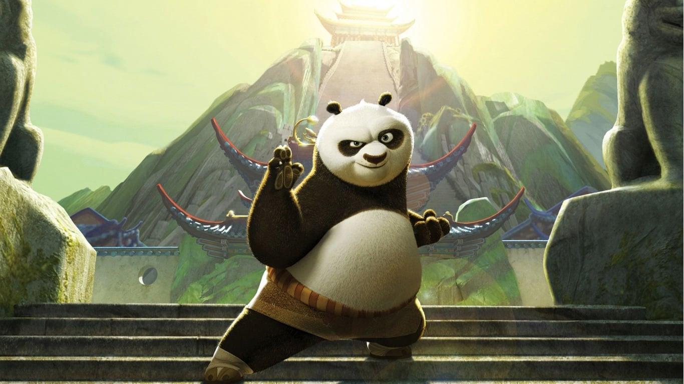 Kung-Fu-Panda da Dreamworks