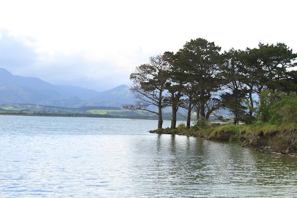 Lago na Wairarapa Coast