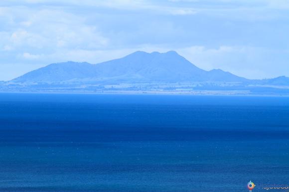 Lake Taupo Nova Zelândia
