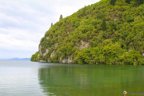 Lake Taupo Nova Zelândia 9