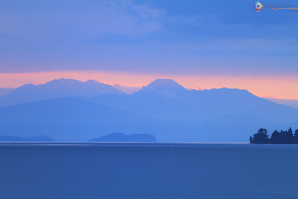 Lake Taupo na Nova Zelandia (1)