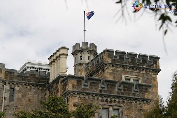 Larnach Castle o único castelo da Nova Zelândia (19)