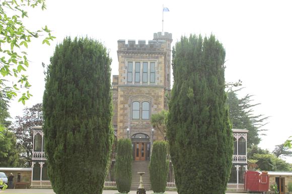 Larnach Castle o único castelo da Nova Zelândia (46)