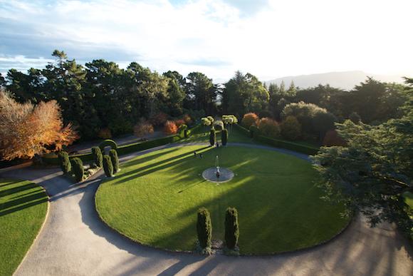 Larnach Castle o único castelo da Nova Zelândia (63)