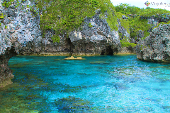 Limu Pools Niue