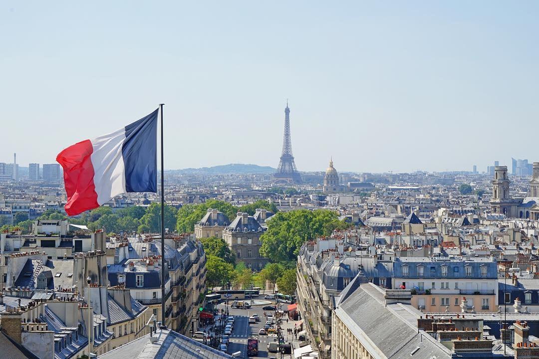 1 Maio em Paris
