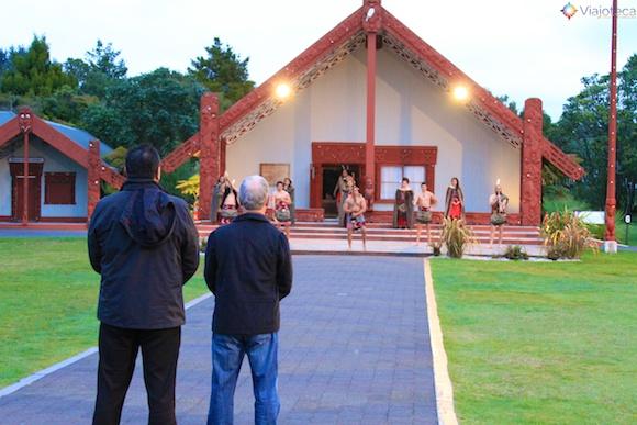 Maoris na Nova Zelândia - Te Puia 51