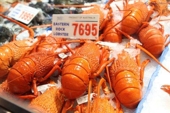 Mercado Peixe de Sydney