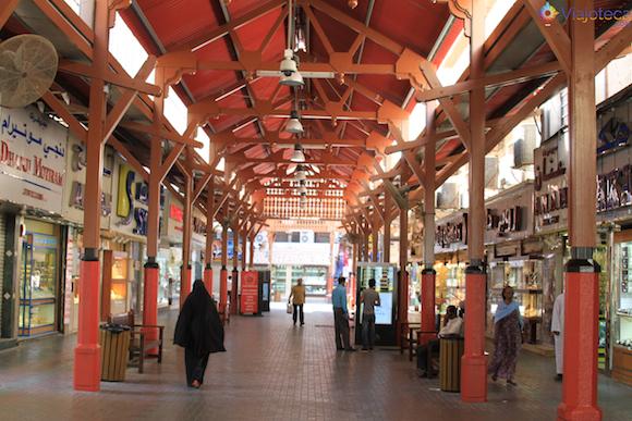 Mercado do Ouro de Dubai (1)