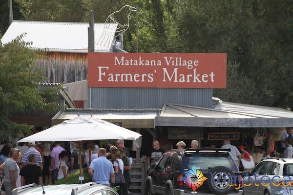 Mercados em Auckland 3