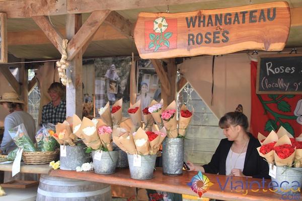 Mercados em Auckland 4