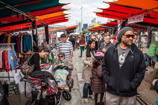 Mercados em Auckland