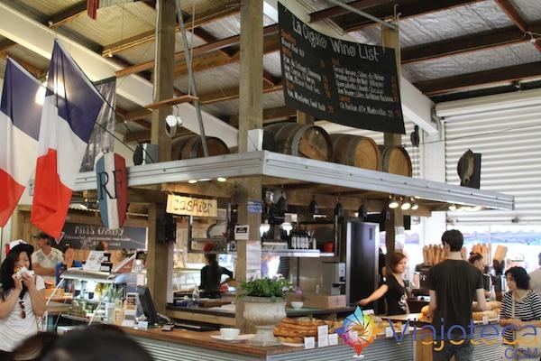 Mercados em Auckland 7
