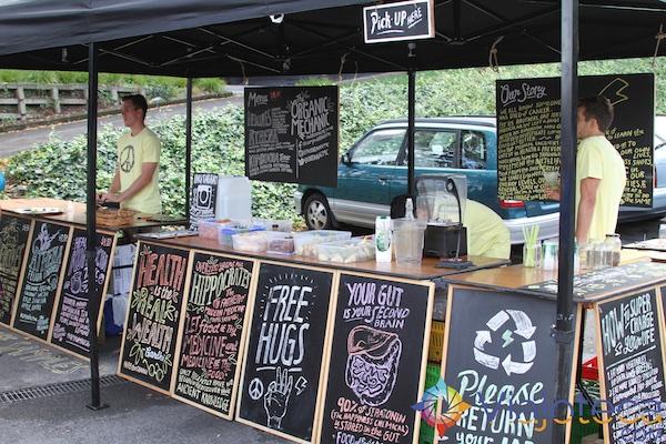 Mercados em Auckland 8