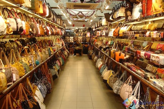 Mercados em Hong Kong
