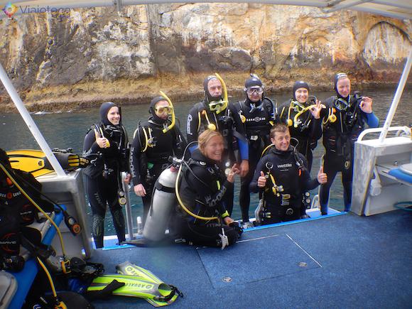 Mergulho em Poor Knights Islands na Nova Zelândia