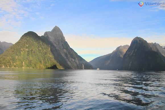 Milford Sound na Nova Zelândia (115)