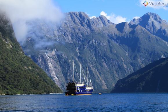 Milford Sound na Nova Zelândia (34)