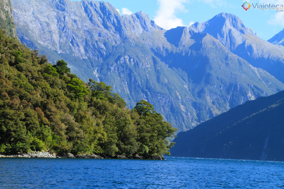 Milford Sound na Nova Zelândia (38)