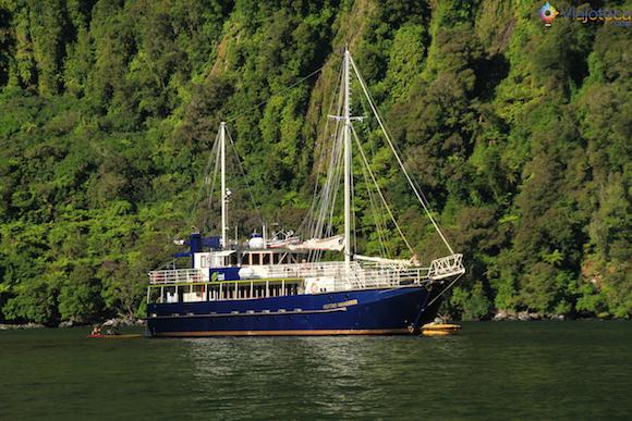 Milford Sound na Nova Zelândia (43)