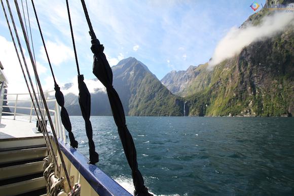 Milford Sound na Nova Zelândia (7)