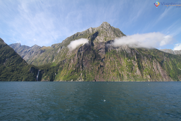 Milford Sound na Nova Zelândia (9)