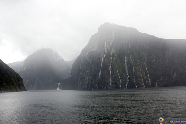 Cuva Milford Sound - Nova Zelândia
