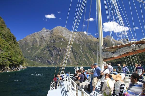 Milford Sound o mais famoso fiorde da Nova Zelândia 126