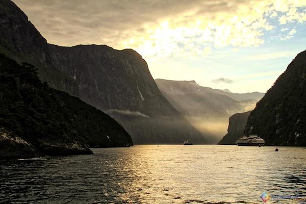 Milford Sound - Nova Zelândia