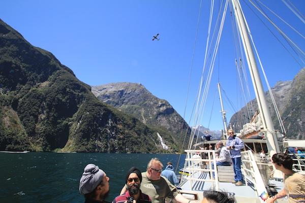 Milford Sound o mais famoso fiorde da Nova Zelândia 87