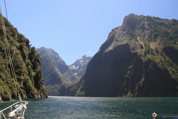 Milford Sound o mais famoso fiorde da Nova Zelândia 93