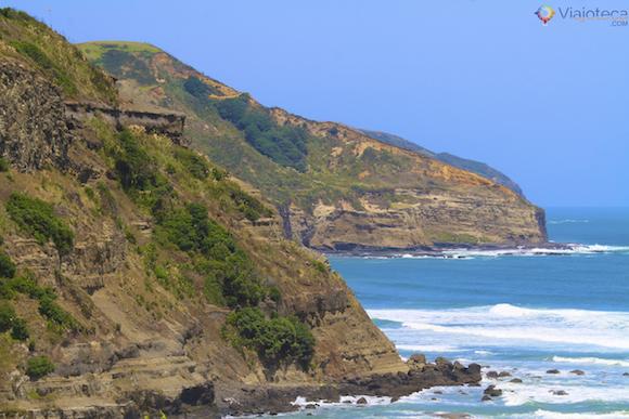 Muriwai Beach em Auckland