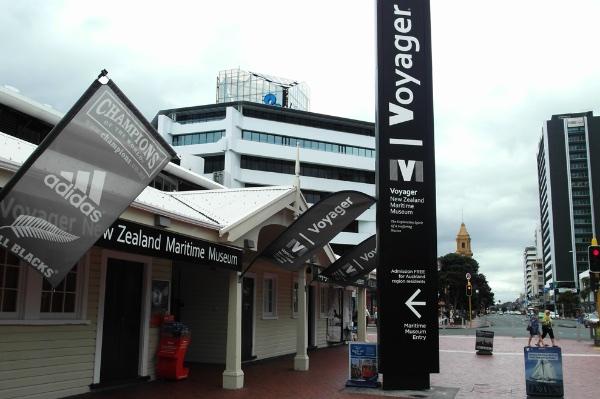 Museu Marítimo de Auckland - Cidade das Velas 013