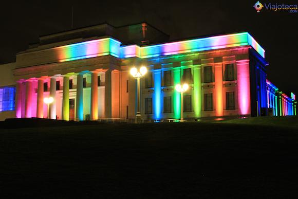 Museu de Auckland na Nova Zelândia (43)