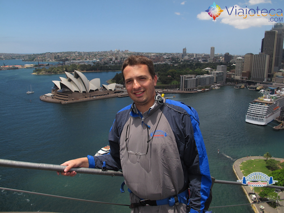 Oscar Risch na Austrália
