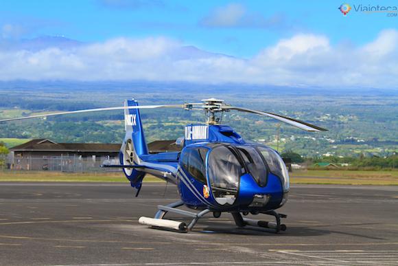 Passeio Helicóptero Hawaii