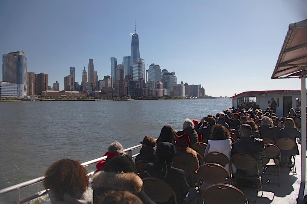 Passeio de Barco ao redor de Manhattan em Nova York