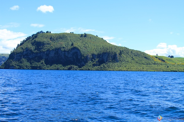 Passeio de Barco pelo Lake Taupo