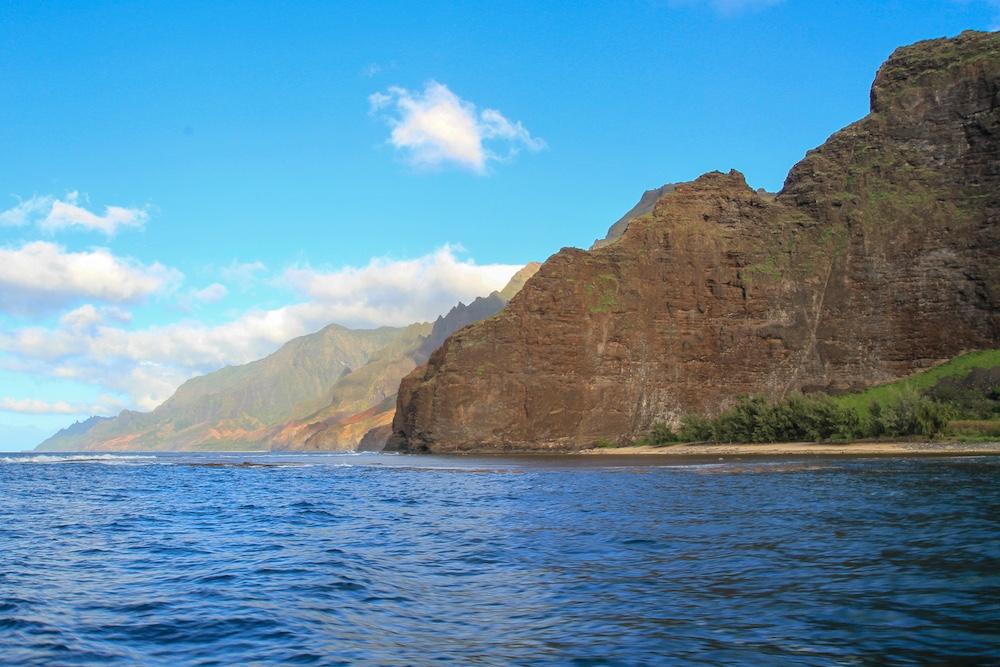 Na Pali Coast Havaí