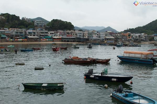 Passeios de Barco em Hong Kong