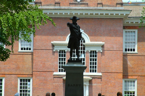 Independence National Historical Park em Philadelphia