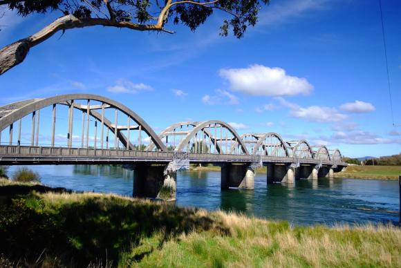 Ponte em Balclutha