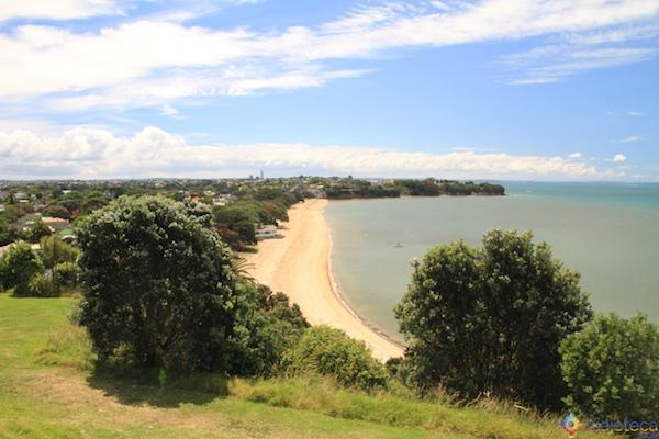 Cheltenham Beach vista do North Head