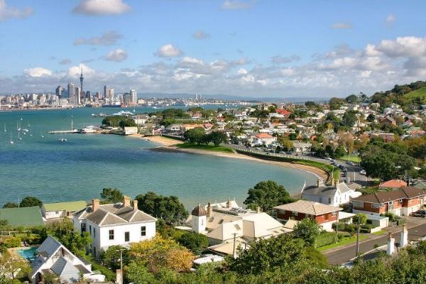 Praias North Shore Auckland - Nova Zelândia