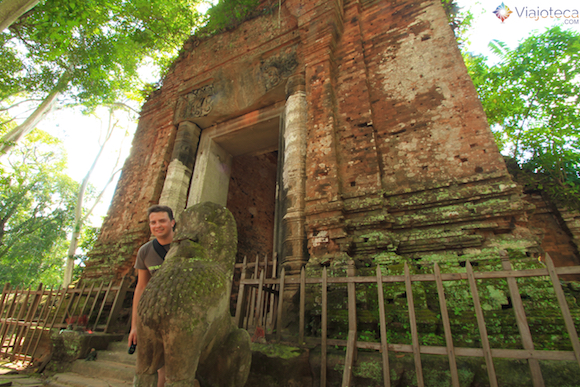 Prasat Thom Camboja Koh Ker