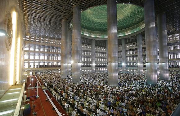 Ramadã em Jakarta