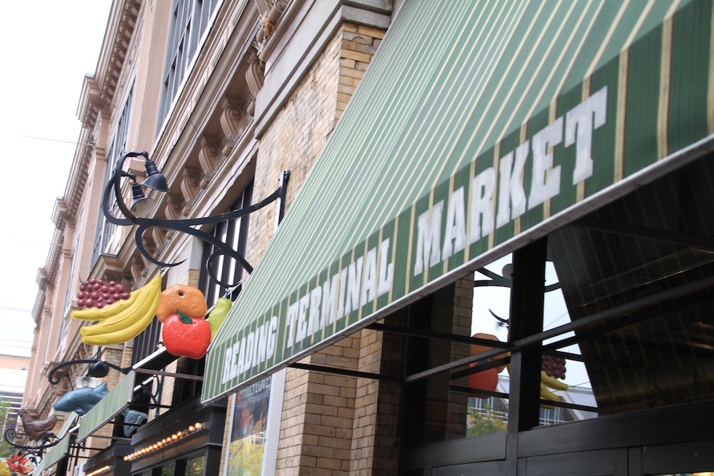 Reading Terminal Market em Philadelphia