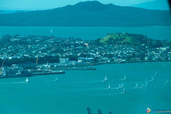Auckland: Cidade das velas