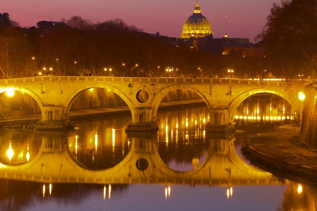 Roma em Abril