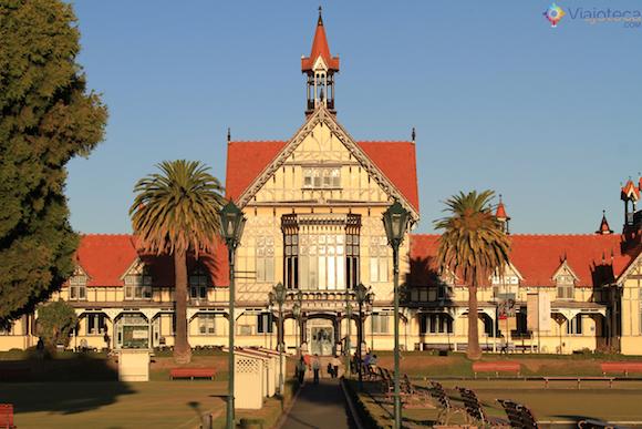 Rotorua - Jardins dos Government Gardens (17)
